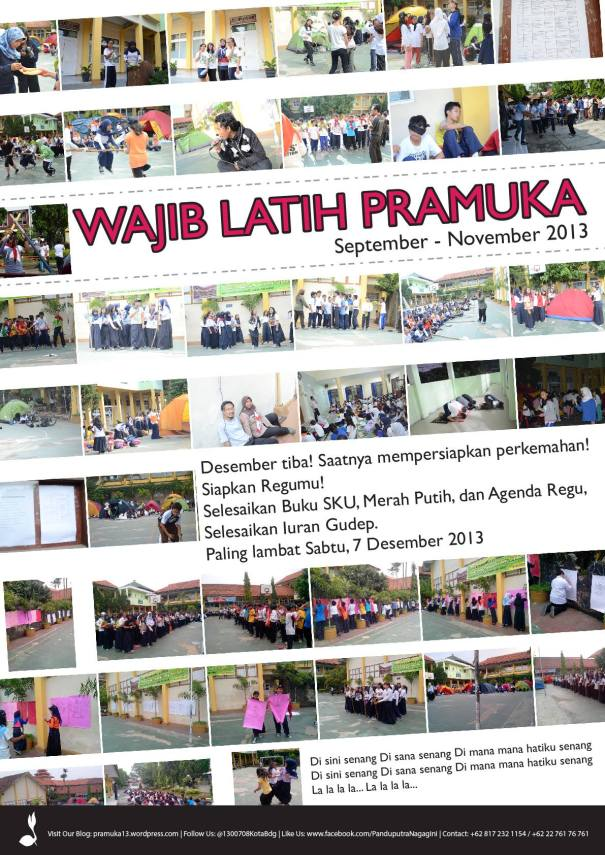 Wajib Latih Sep-Nov 2013