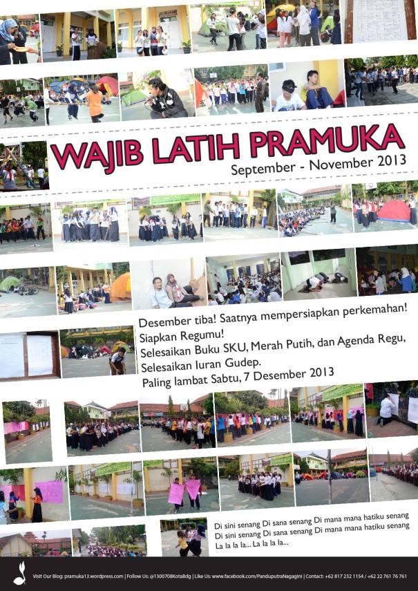 Wajib Latih Sep-Nov 2013