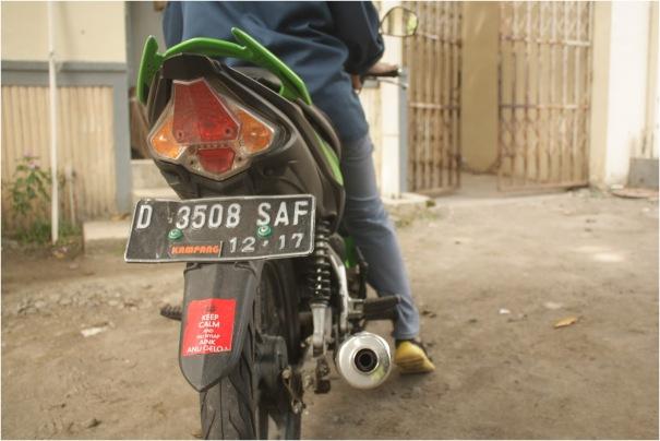 motor D