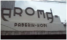 Aroma Paberik Kopi