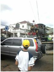 Monumen Kereta Api